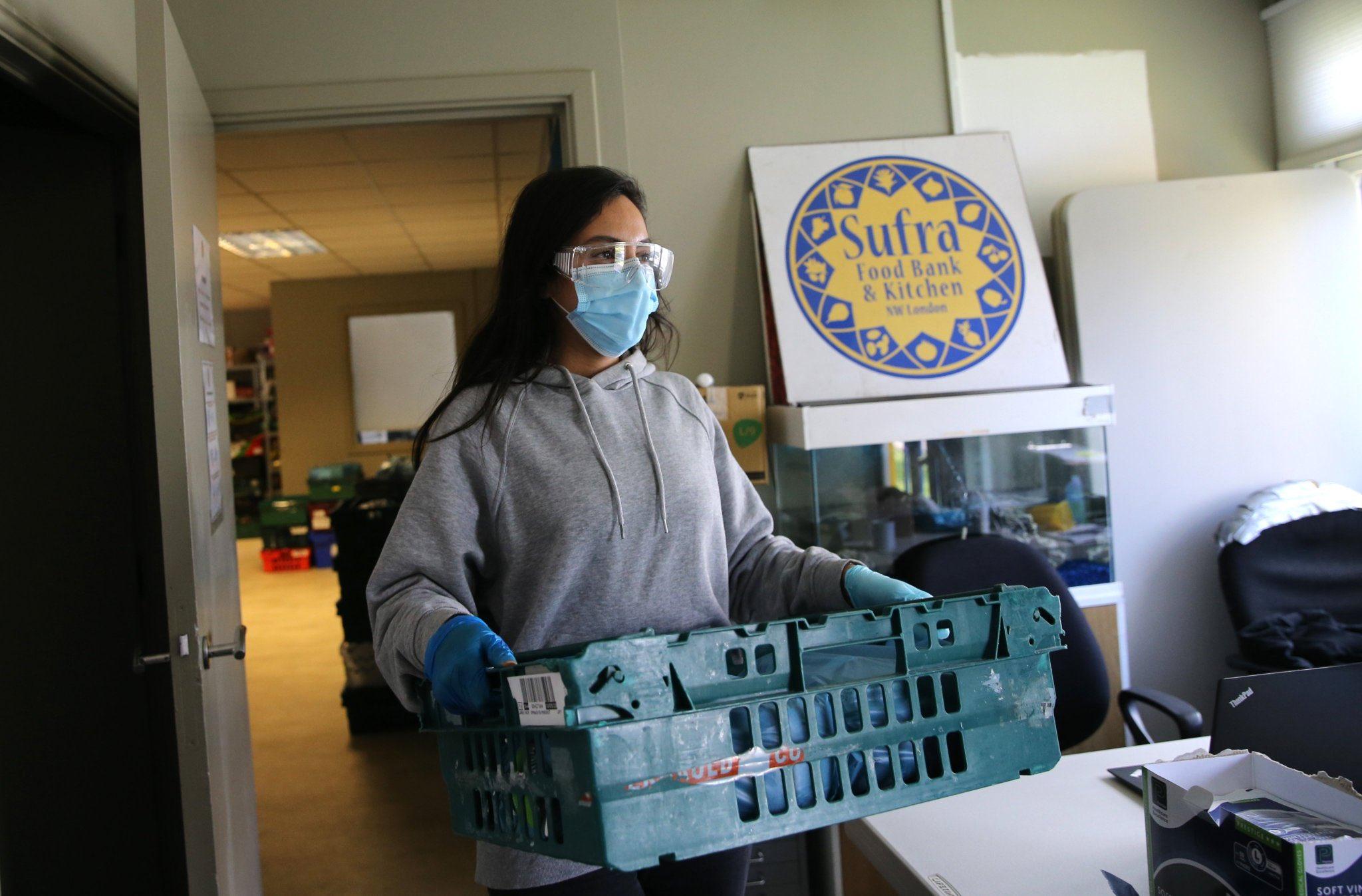 We're Benefiting From a Major Coronavirus Charity Match-funding Scheme