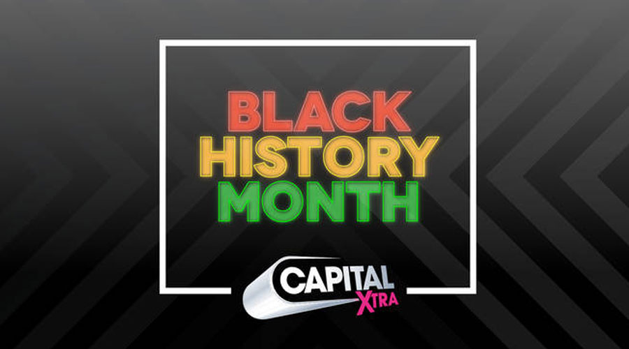 Black History Month on Capital XTRA amplifies voices of small charities