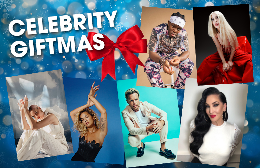 Global's Make Some Noise Celebrity Giftmas