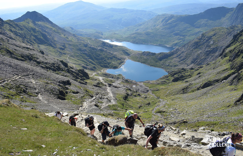 Climb the National Three Peaks Challenge for charity