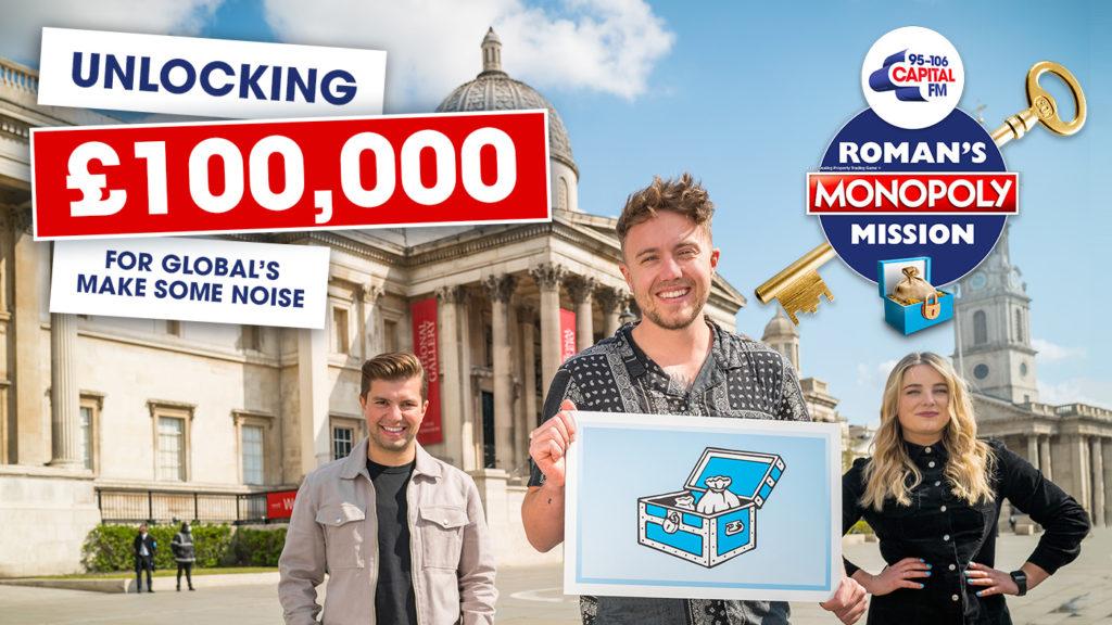 Roman's Monopoly Mission