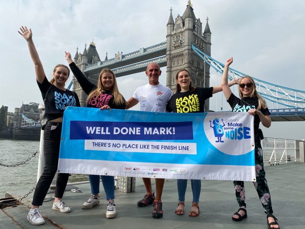 Our incredible rower Mark Delstanche has made history