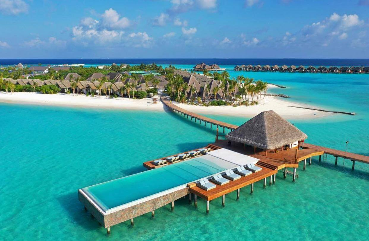 Win an all-inclusive holiday to the Maldives!