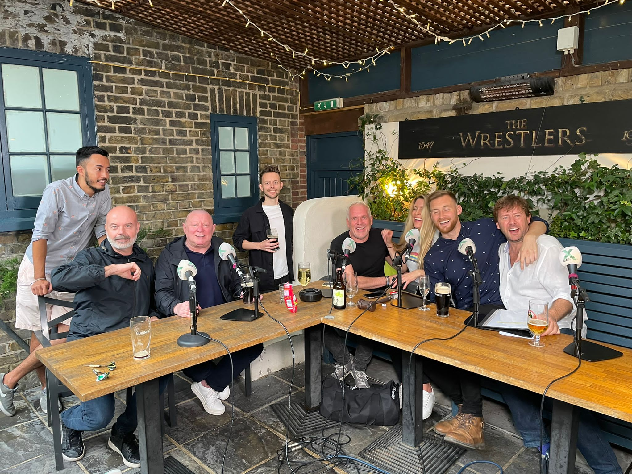 Back for 2021! The Chris Moyles Show Pubcast